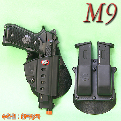 FOBUS Paddle Holster / M9