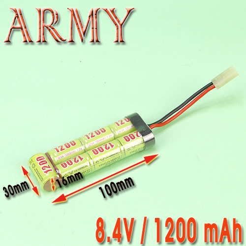 NI-MH Battery 8.4V / 1200mAh