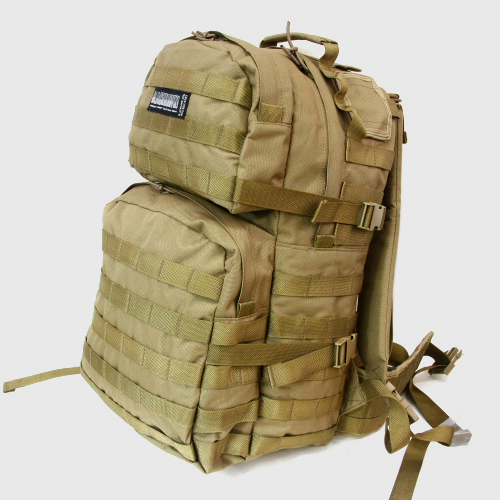 Black Hawk Molle Back Pack(TAN)