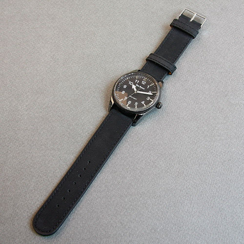 Military Watch / B Type-Black
