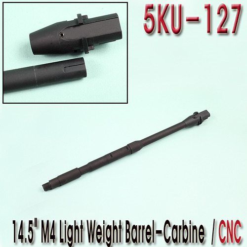 "14.5"" M4 Light Weight Barrel Cabine / CNC"