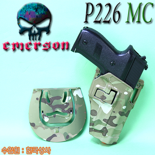 P226 CQC Serpa Holster / MC