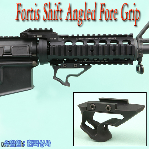 Fortis Shift Angled Fore Grip