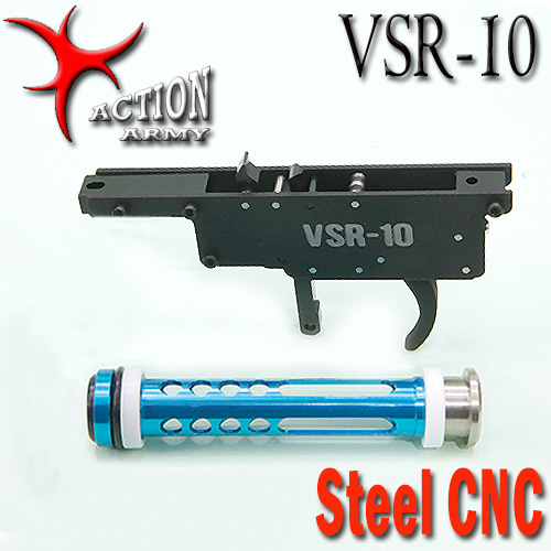 VSR-10 / MB-03 Zero Trigger Set / Full Steel CNC