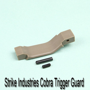 Strike Industries Cobra Trigger Guard / TAN