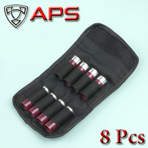 CAM870 Cartridge Shell with Pouch / 8 Pcs