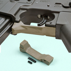 Strike Industries Fang Trigger Guard / TAN