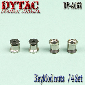 KeyMod Nuts / 4 Set