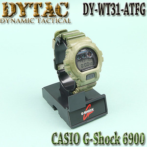 Water Transfer CASIO G-Shock 6900 / Atacs-FG