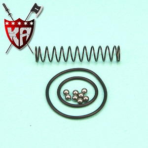 Cartridge O-rings&Bearings Set