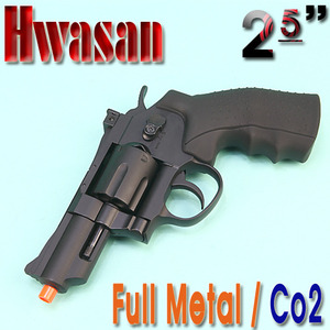 Full Metal Revolver Co2 / 2.5""