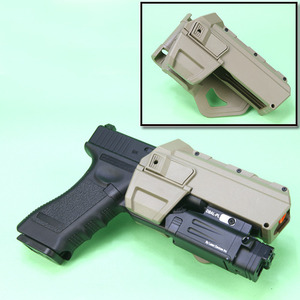 Movable Holsters / TAN