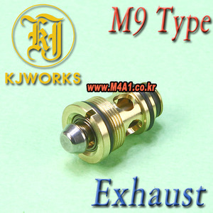 Exhaust Valve / M9 Type