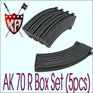 AK 70R Magazine Box Set/Metal