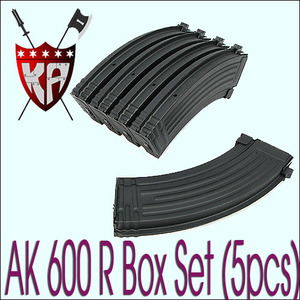 AK 600R Magazine Box Set/Metal
