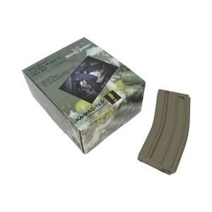 120R M16 Magazine Box Set (5 Pcs) - DE