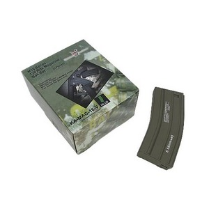 120R M16 Magazine w/ H&K Marking Box Set (5 Pcs) - OD