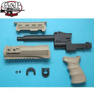 AK47 Tactical Front Set with Grip (Sand)