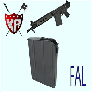 90 Rounds Magazine for KA FAL