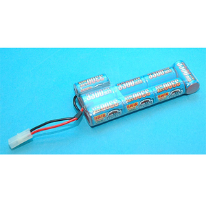 G&P 9.6v 3300mAh Battery For G&P M16A1 Stock Only