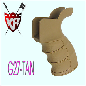 G27 Pistol Grip for M16/M4 Series -TAN