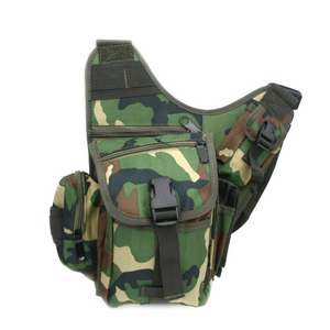 Shoulder Pack(Woodland)