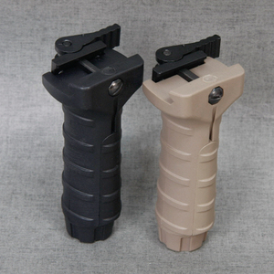 QD Laser Forward Grip(BLACK/TAN)