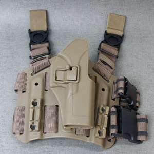 Black Hawk Leg Holster Set (Glock/TAN)