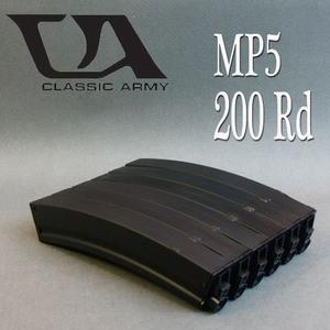 MP5 Magazine (200Rd) / 6 PCS