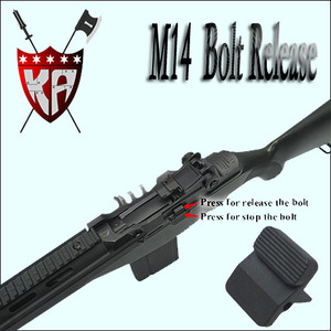M14 Bolt Release