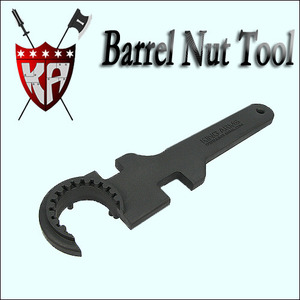 Barrel Nut Tool