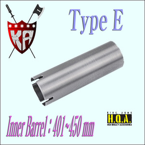 Light Weight Cylinder- Type E
