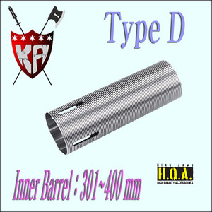 Light Weight Cylinder- Type D