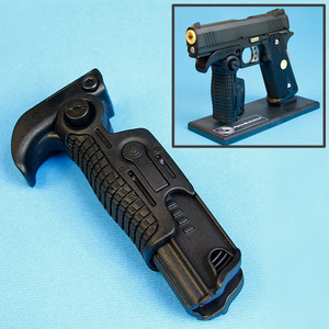Pistol Folding Fore Grip / BK