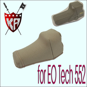 Dot Sight Neoprene Protection Cover for EO Tech 552 - TAN