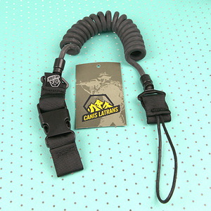 Pistol Lanyard Belt Loop