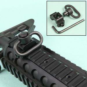 QD Swivels With Sling Mount