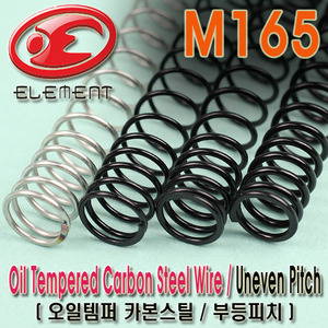 Oil Tempered Wire Spring / M165