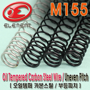 Oil Tempered Wire Spring / M155
