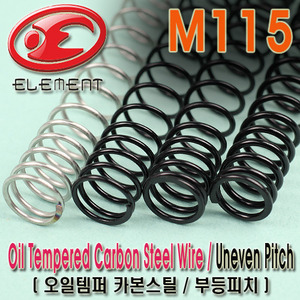 Oil Tempered Wire Spring / M115