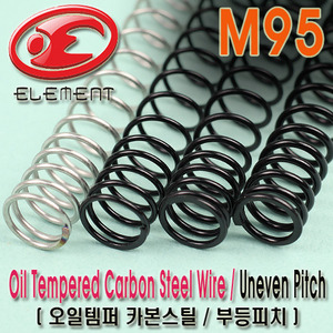 Oil Tempered Wire Spring / M95