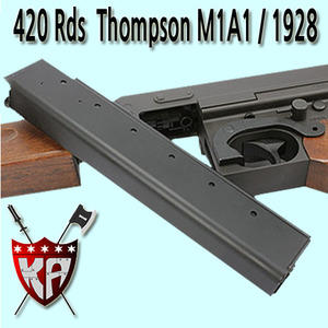 420 Rounds Magazine / Thompson M1A1