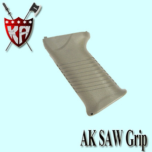 AK SAW Style Pistol Grip / TAN