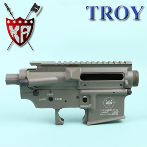 M4 Metal Body/TROY-DE