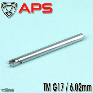 TM G17 6.02mm Inner Barrel / Stainless